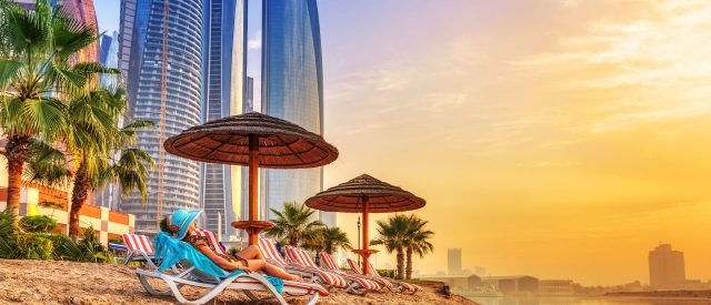 Weather and climate in Dubai