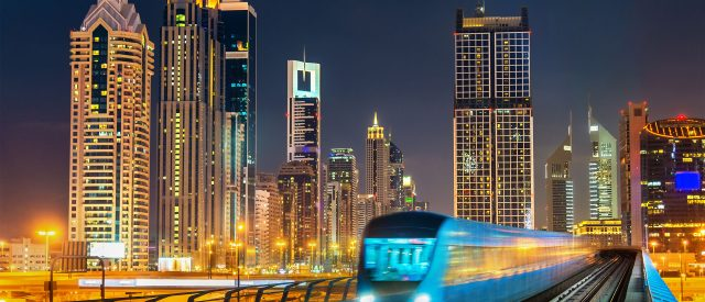 Dubai metro, the full guide