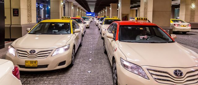 Taxis in Dubai, the full guide
