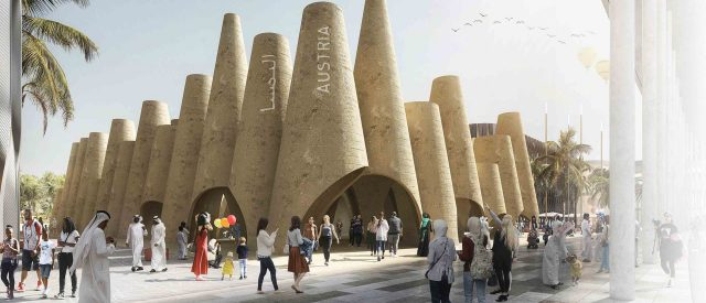 Austria Pavilion at the Dubai Expo 2020, everything you need to know!
