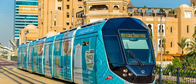 Dubai Tram, everything you need to know, the complete guide!